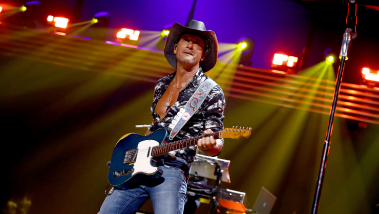Tim McGraw On The Comment That Led To His 40-Pound Weight Loss