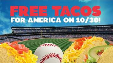 #iHeartSoCal - Del Taco's Giving Out Free Tacos In California Today!