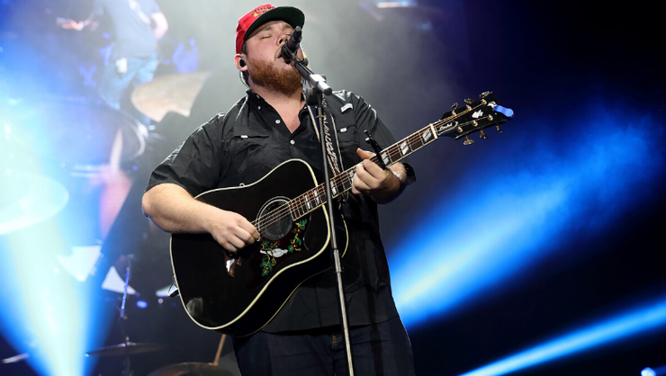 Luke Combs Announces New Collaboration With Crocs