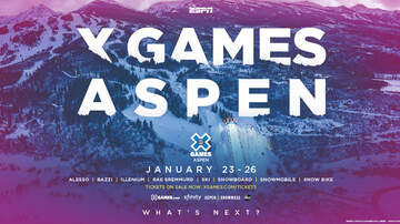 None - Channel 93.3 Welcomes the X-Games 2020