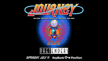 None - JOURNEY WITH THE PRETENDERS
