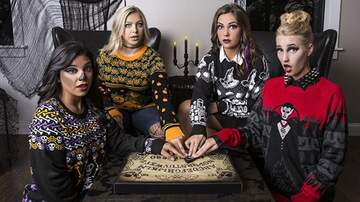 Beth and Friends - Ugly Halloween Sweaters Are A Thing & Made For People Too Lazy To Dress Up