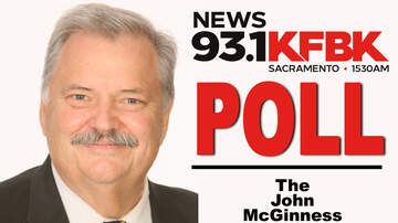 John McGinness | 3pm - 4pm - POLL: Is California Capable Of Solving The Many Challenge's It Faces?