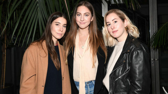 HAIM Cover Robyn's 'Show Me Love': Watch