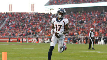 Denver Broncos - Broncos WR DaeSean Hamilton on Broncos Country Tonight