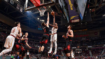 Complete Cavaliers Coverage - Cavs Fight for Win #2, Defeat Bulls 117-111