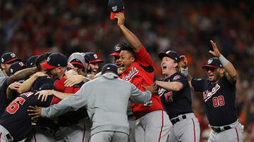 Sports Top Stories - Washington Nationals Win First Ever World Series Championship
