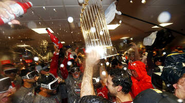 Josh - Nationals World Series Championship Parade to be Held Saturday