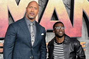 Watch Kevin Hart Spoof Dwayne Johnson's Fanny Pack Meme For Halloween
