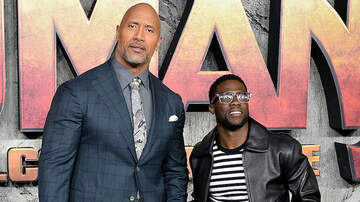 iHeartRadio Music News - Watch Kevin Hart Spoof Dwayne Johnson's Fanny Pack Meme For Halloween