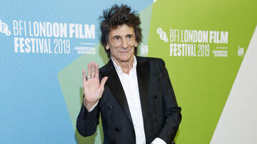 Ken Dashow - See The First Trailer For Ronnie Wood's Documentary