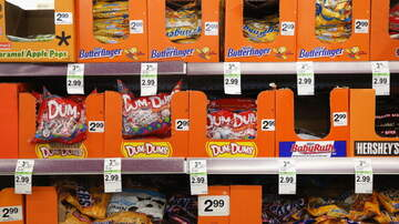 Cliff Notes on the News - Most Popular Halloween Candy?  The Surveys Say...