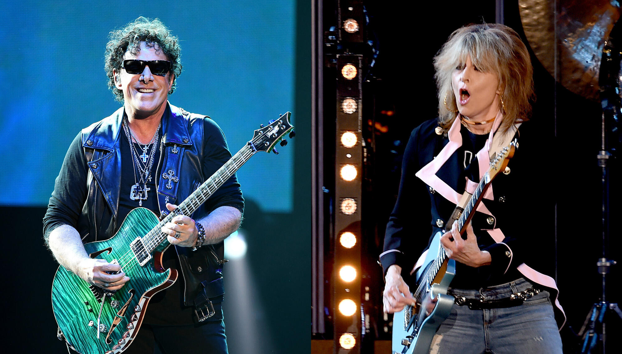 Journey Announces 2020 Summer Tour With The Pretenders