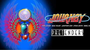 image for Journey & the Pretenders Coming to Hershey