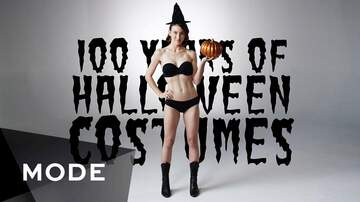 Call me Furious...... Mr. Furious! - 100 Years of Women's Halloween Costumes in 3 Minutes