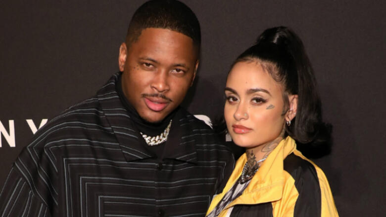 YG Releases Statement After Being Caught On Camera Cheating On Kehlani