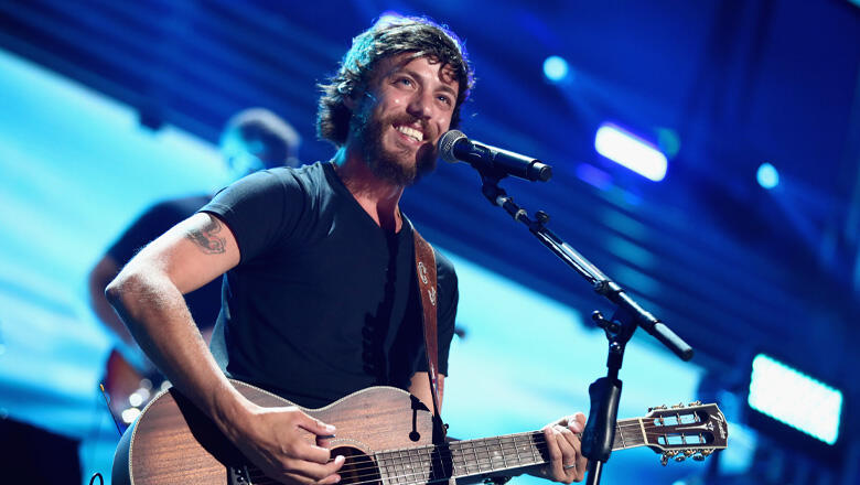 Chris Janson Confesses To Halloween Candy Theft