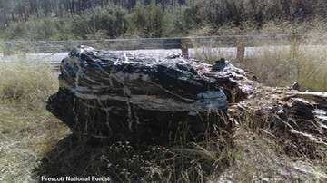 Coast to Coast AM with George Noory - Stolen Boulder 'Magically' Reappears