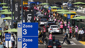 Dave Styles - Travelers Super Frustrated By Wait Times At New LAX Rideshare Pickup Zone