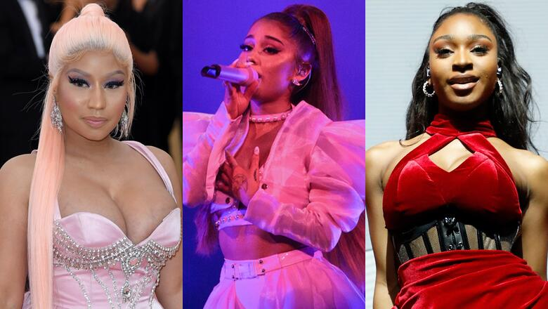 Ariana Grande, Normani & Nicki Minaj Join Forces On New Song 'Bad To You'