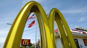 image for McDonald's Auctioning Off Golden Shamrock Shake Worth $100K