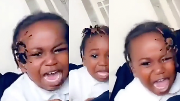 Trending - Mom Plays Epic/Cruel Prank On Her Child Using Snapchat's Spider Filter
