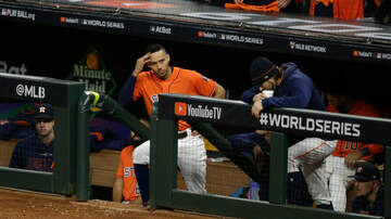 Beat of Sports - The Houston Astros Got Caught Cheating...Again