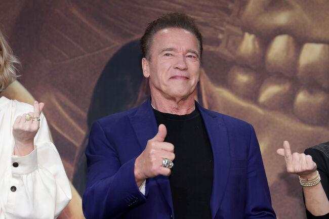 'Terminator: Dark Fate' Press Conference