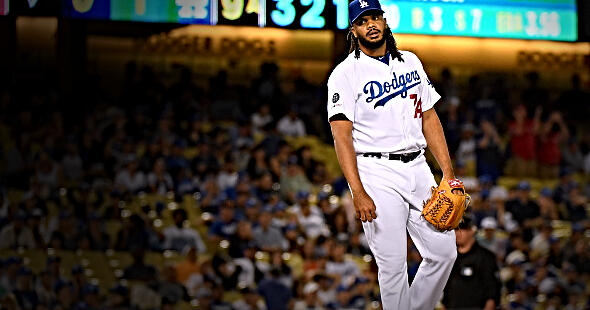 Kenley Jansen Not Opting Out of 2-Year, $38M Deal, Will Return to Dodgers