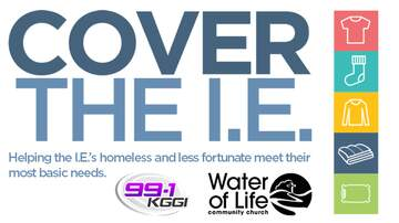"None - ""Cover The I.E."" Collections Drive November 23rd & 24th"
