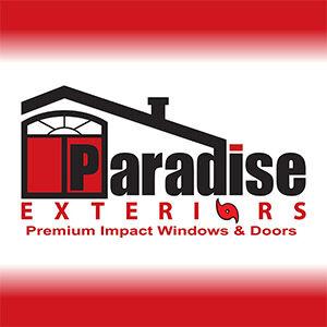 Tastings - Paradise Exteriors Logo
