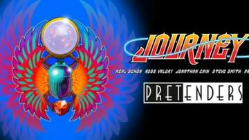 image for Journey and The Pretenders