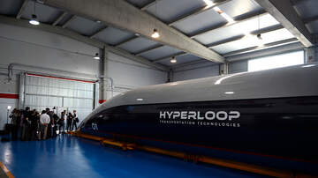 Emerging Technology - Tampa Bay To Study Feasibility Of Hyperloop