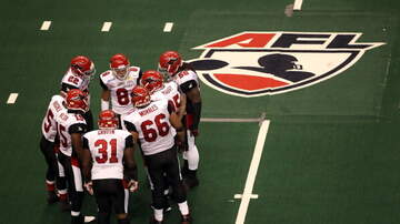 Terry O'Donnell Kiss 102.3 - Is There The Chance of Another Arena Football League?