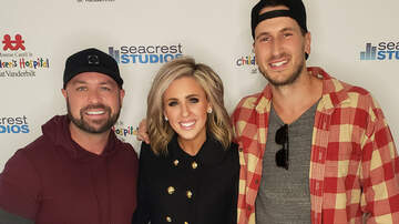 Photos - Russell Dickerson and Cody Alan Visit Families At Seacrest Studios [PICS]
