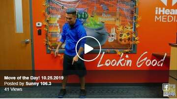 Zumba Move Of The Day - Kev's Move of the Day 10-25-19