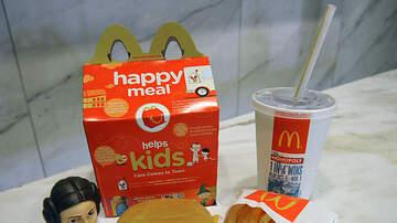 Paul Kelley - McDonald's Bringing Back Retro Happy Meal Toys