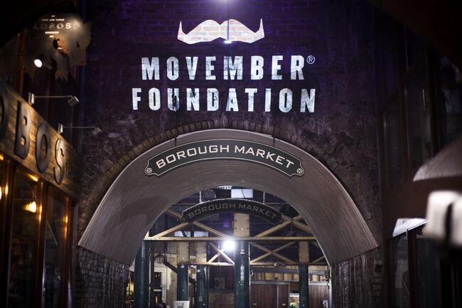 Movember 2018 Launch