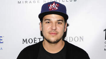 Ashley Nics - Rob Kardashian Shows Off His Weightloss In Recent Instagram Post