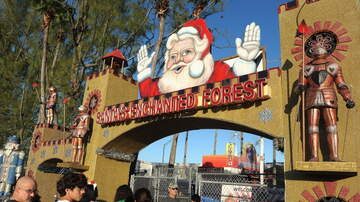 Claudia - Santa's Enchanted Forest Is OPEN!!