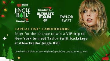Contest Rules - Capital One® Cardholders, Enter For The Chance To Meet Taylor Swift!
