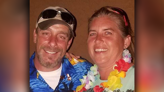missing couple found on Texas Beach