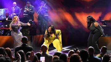 Sonya Blakey - WATCH: Jekalyn Carr, Le'Andria Johnson and Kelly Price honor Yolanda Adams