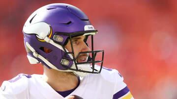 Vikings Blog - PHOTOS: Vikings drop thriller in Kansas City 26-23 | KFAN 100.3 FM