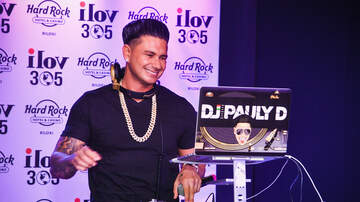 BJ The Web Guy - DJ Pauly D from 'Jersey Shore' Will DJ at Gaffney's