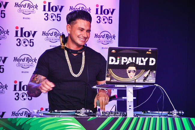Grand Opening of iLov305 at Hard Rock Hotel and Casino Biloxi with DJ Pauly D