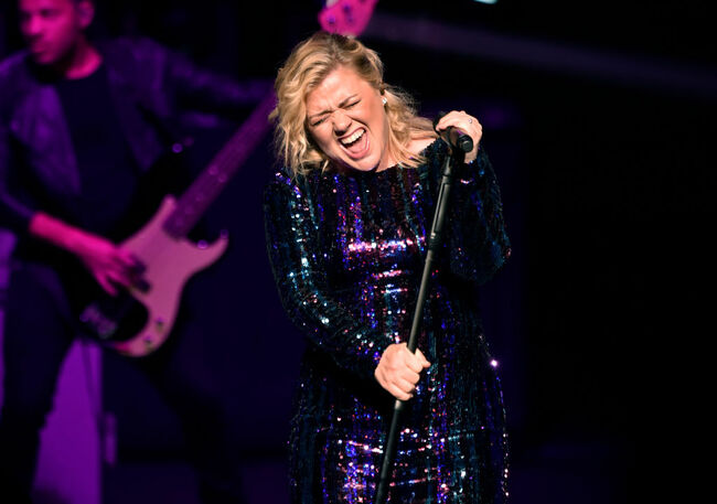 The Sands Cares INSPIRE 2019 Charity Concert Featuring Kelly Clarkson