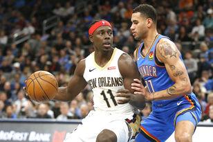 Thunder's Defense Stifles Pelicans