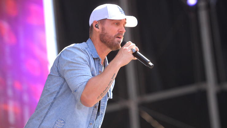 Brett Young Plans 'The Chapters Tour' In 2020