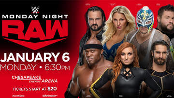 None - WWE Raw - 1/6/20 - Chesapeake Energy Arena